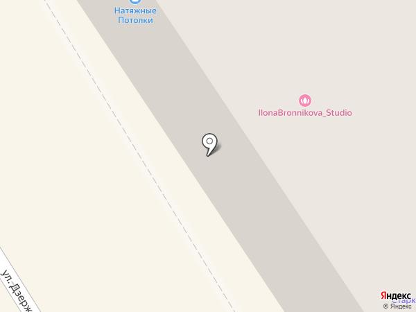Булавка на карте Петрозаводска