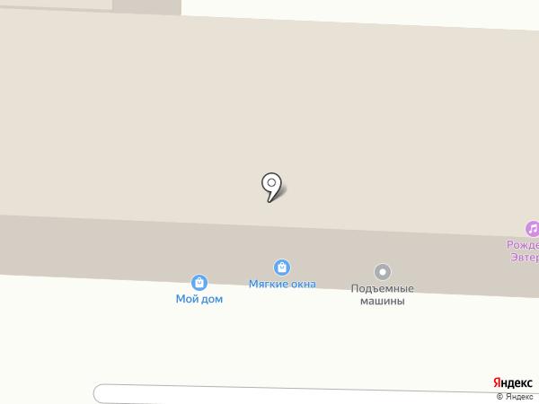 Фабрика ковки на карте Брянска