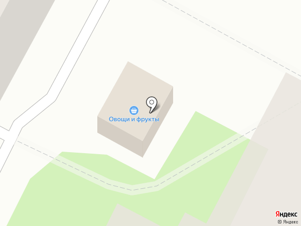 Сэмана на карте Брянска