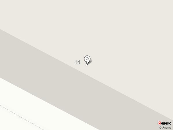 Вадэль на карте Брянска
