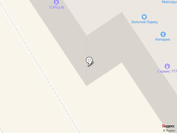Строй-Декор-Маркет на карте Петрозаводска