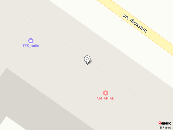 Dream Place Apartments на карте Брянска