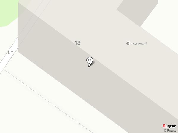 Матрёшка на карте Брянска