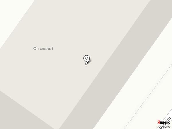 БОРДО на карте Брянска