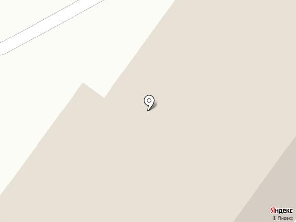 Брянская областная Дума на карте Брянска