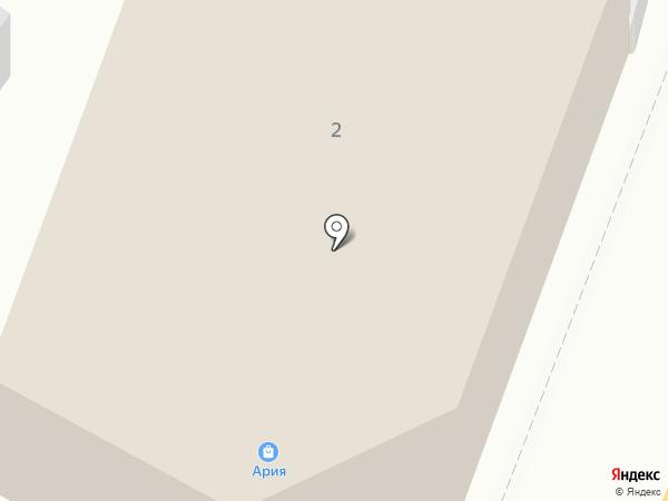 Ария на карте Брянска