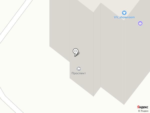 Проспект, ТСЖ на карте Брянска