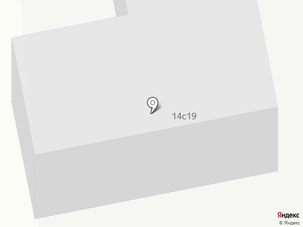 ТРИ-Р Карелия на карте Петрозаводска