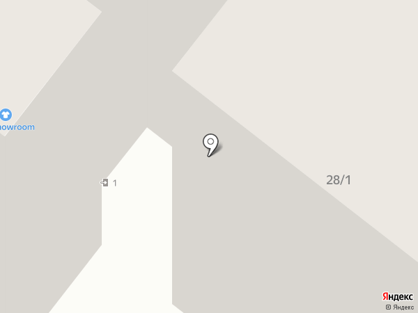 Ателье-А на карте Брянска