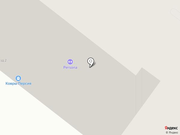 Лор-кабинет на карте Брянска