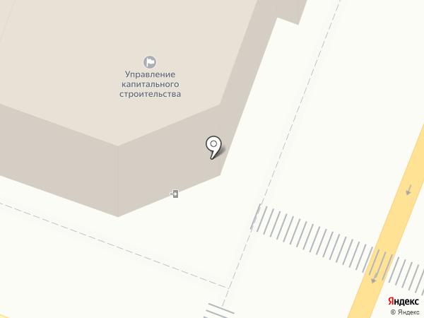 Управление капитального строительства Брянской области на карте Брянска