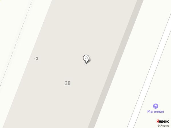 Брянский Фонд Микрозаймов на карте Брянска