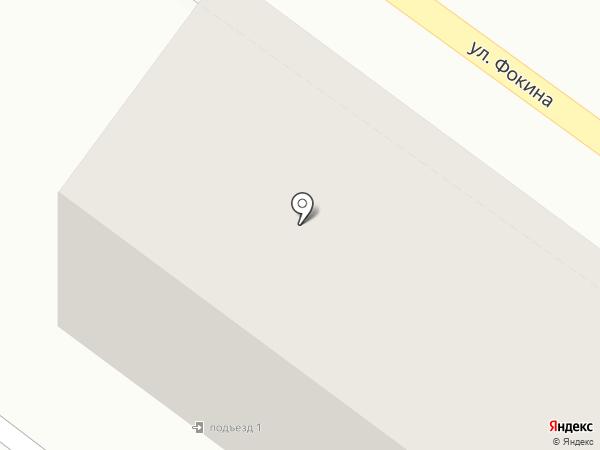 Гелла-Интур на карте Брянска