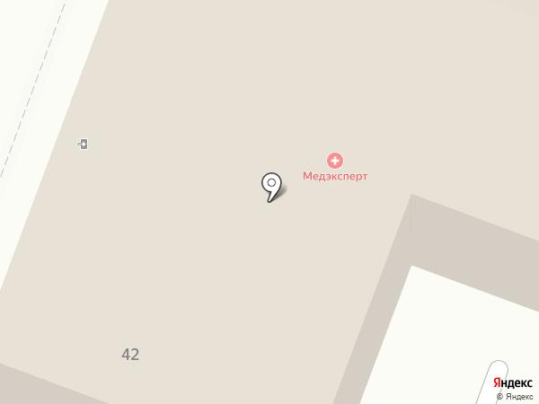 Пивной бар на Пионерской на карте Брянска