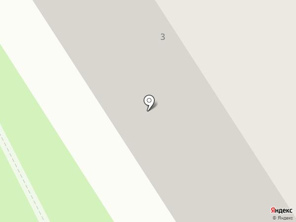 Мастерица на карте Петрозаводска