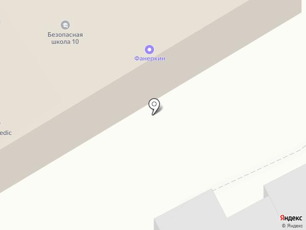 Жемчужина-дети.рф на карте Петрозаводска