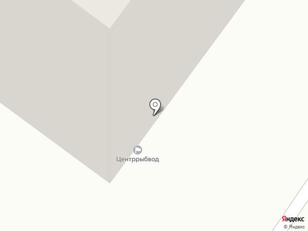 Мосрыбвод, ФГБУ на карте Брянска