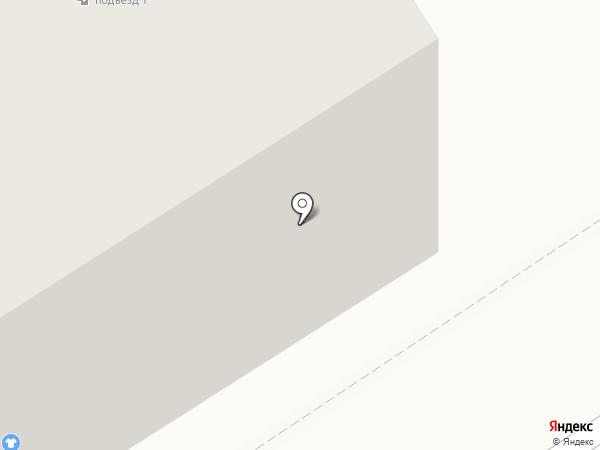 Юна Трэвел на карте Петрозаводска