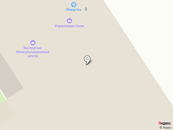 Центр возврата денег-ПТЗ на карте Петрозаводска