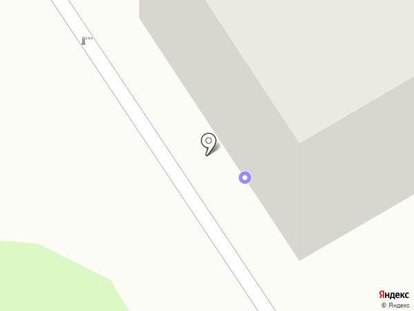 Управление МВД России по г. Петрозаводску на карте Петрозаводска