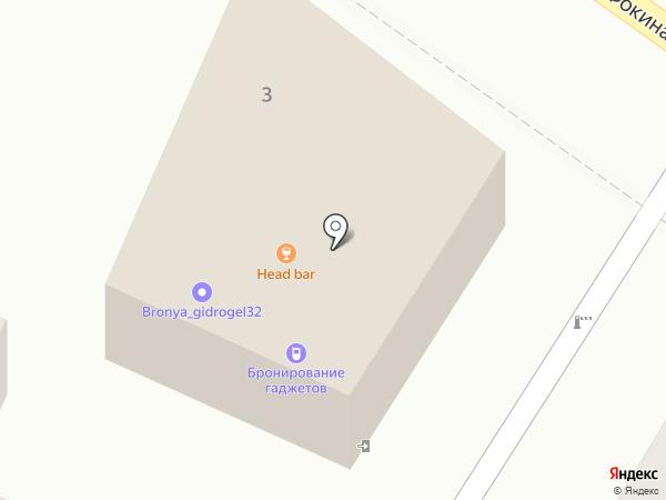 Клуб 777 на карте Брянска