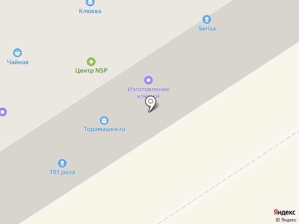 Чердачок карельской ведьмы на карте Петрозаводска