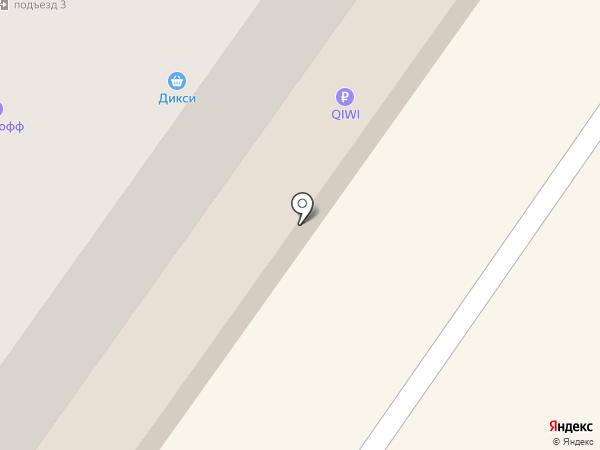 DNS на карте Брянска
