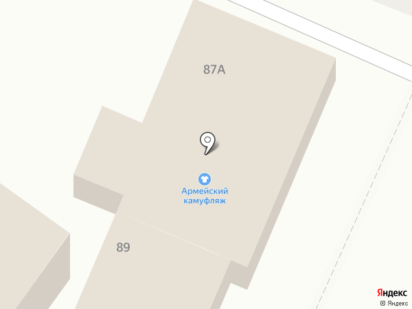Интерметалл на карте Брянска