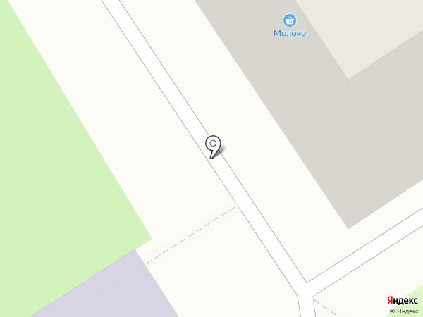 Патти на карте Петрозаводска