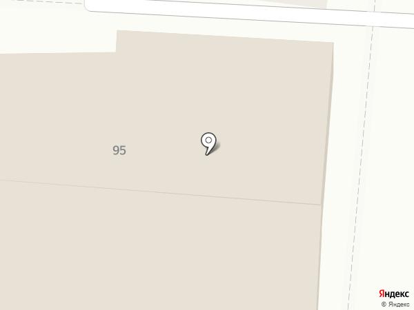 Дебрянск на карте Брянска