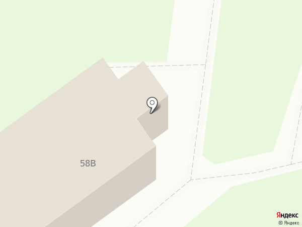 Церковь Новомучеников Брянских на карте Брянска