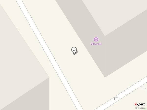 Danu на карте Петрозаводска