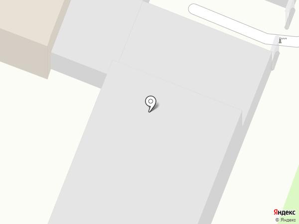 СТЭС на карте Брянска