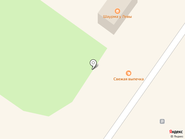 Ле Круа на карте Брянска