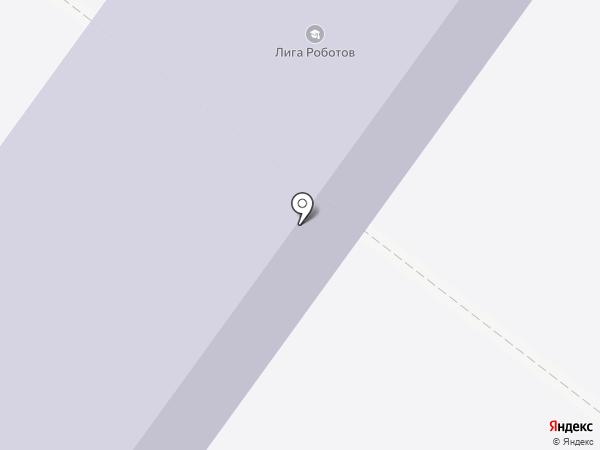 Еврошкола и ты на карте Брянска