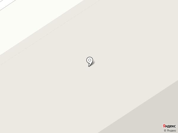Грация на карте Петрозаводска