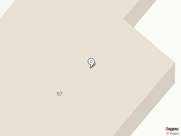 Мегалюм на карте Брянска