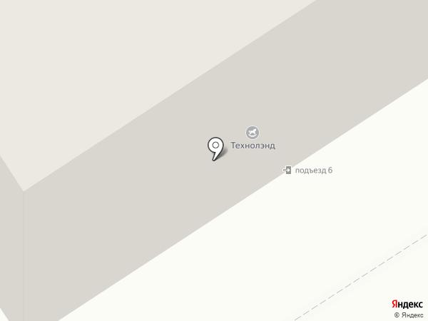 Студия кухни на карте Петрозаводска