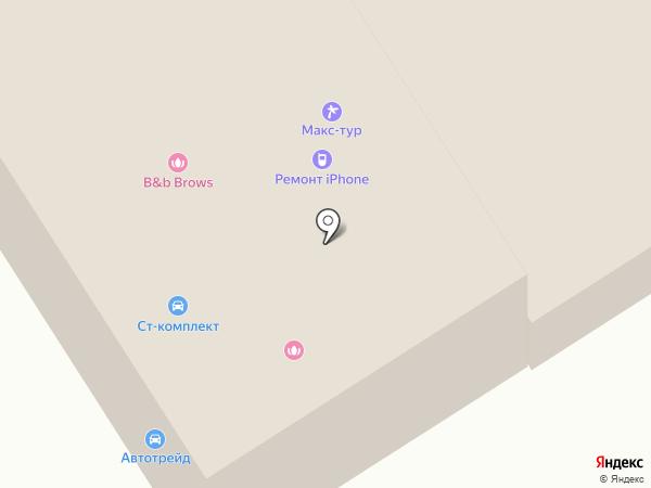 Карелспецавтоматика на карте Петрозаводска