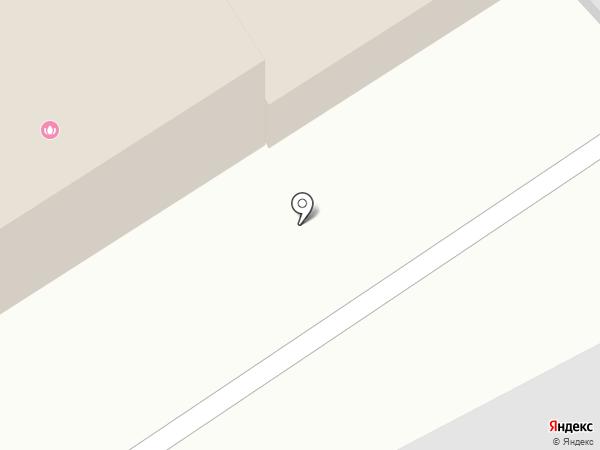 Элит на карте Петрозаводска