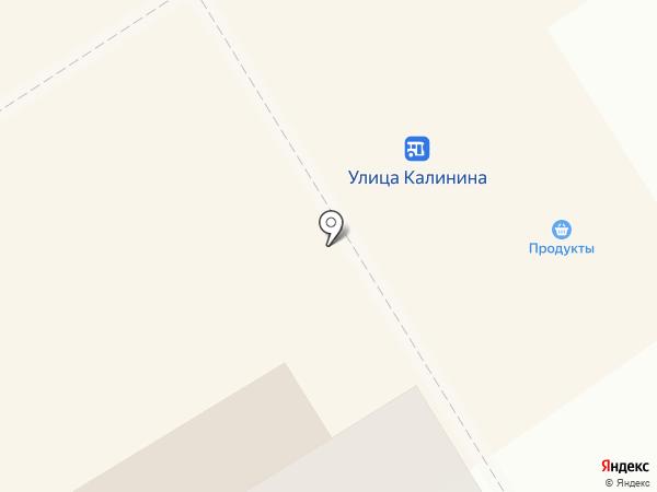 Колос на карте Петрозаводска
