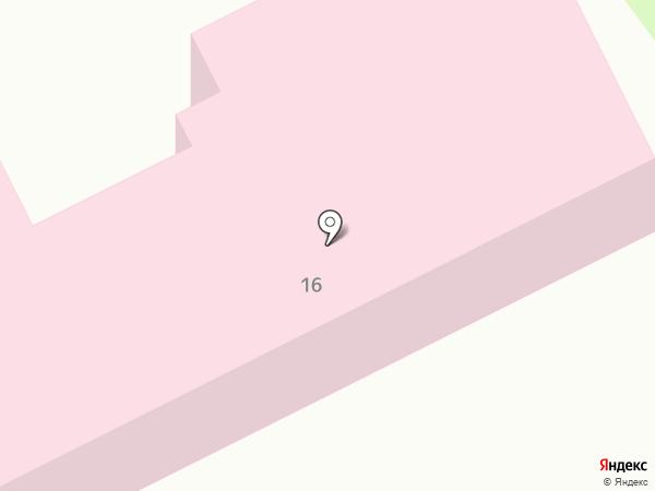 Брянский областной кожно-венерологический диспансер на карте Брянска