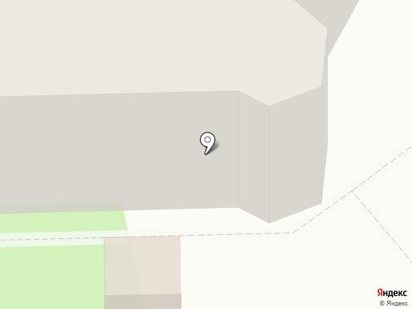 Дарина на карте Петрозаводска