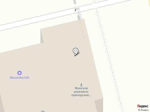 Брянский учебно-методический центр дополнительного профессионального образования, АНО на карте Брянска