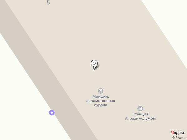 Государственная комиссия РФ по испытанию и охране селекционных достижений, ФГБУ на карте Петрозаводска