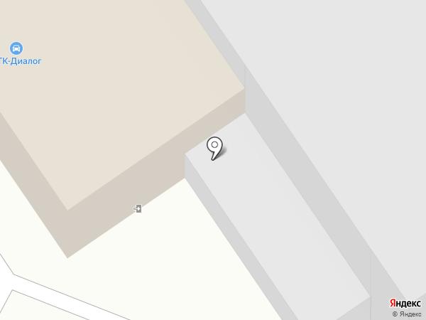 Лаборатория Скорости Брянск на карте Брянска