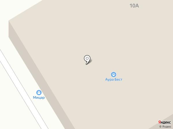 Амадеус Недвижимость на карте Петрозаводска