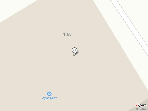 Всероссийское общество глухих на карте Петрозаводска