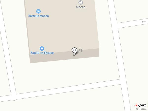 AUTODOCTOR32 на карте Брянска
