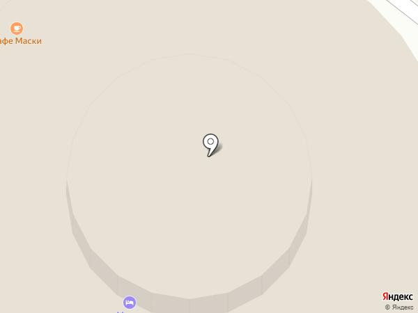Mi Casa del Tango на карте Петрозаводска